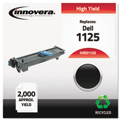 Remanufactured 310-9319 (1125) High-Yield Toner, Black