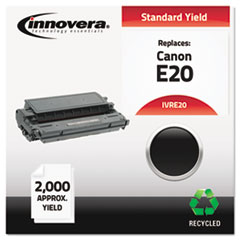 Remanufactured 1492A002AA (E20) Toner, Black