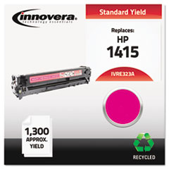 Remanufactured CE323A (128A) Laser Toner, 1300 Yield, Magenta