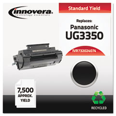 Remanufactured UG3350 Toner, Black