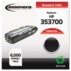 Remanufactured Q2670A (308A) Laser Toner, 6000 Yield, Black