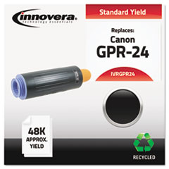 Remanufactured 1872B003AA (GPR24) Toner, 48000 Yield, Black