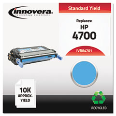 Remanufactured Q5951A (643A) Laser Toner, 10000 Yield, Cyan