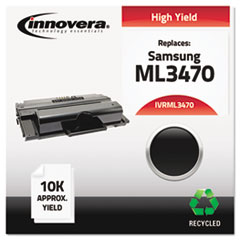 Remanufactured ML-D3470B High-Yield Toner, Black