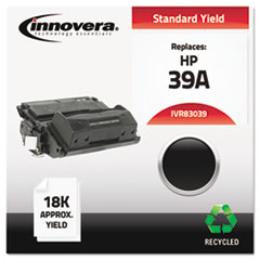 Remanufactured Q1339A (39A) Toner, Black