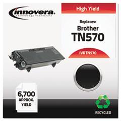 Remanufactured TN570 High-Yield Toner, Black
