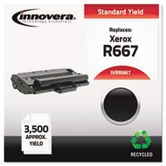 Remanufactured 113R00667 (R667) Toner, Black