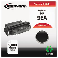 Remanufactured C4096A (96A) Laser Toner, 5000 Yield, Black