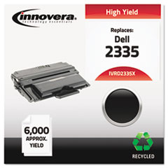 Remanufactured 330-2209 (2335) High-Yield Toner, Black