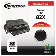 Remanufactured C4182X (82X) Laser Toner, 20000 Yield, Black