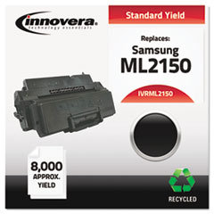 Remanufactured ML-2150D8 Laser Toner, 8000 Yield, Black