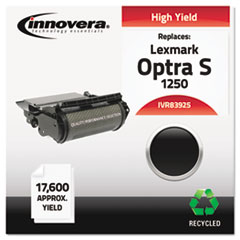 Remanufactured 1382625 (Optra S) Toner, Black