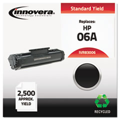 Remanufactured C3906A (06A) Toner, Black