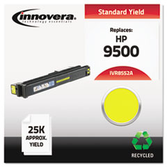 Remanufactured C8552A (9500) Laser Toner, 25000 Yield, Yellow