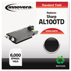 Remanufactured AL100TD Toner, Black