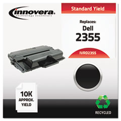 Remanufactured 331-0611 (2355) Toner, Black