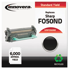 Remanufactured FO50ND Laser Toner, 6000 Yield, Black
