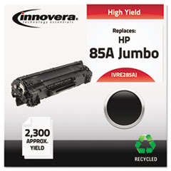 Remanufactured CE285A(J) (85) Toner, 2300 Page-Yield, Black