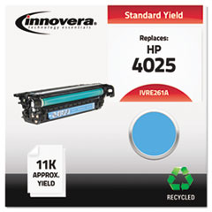 Remanufactured CE261A (648A) Toner, Cyan