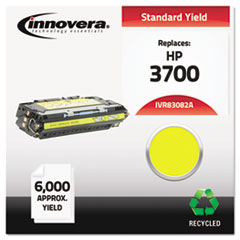 Remanufactured Q2682A (311A) Laser Toner, 6000 Yield, Yellow