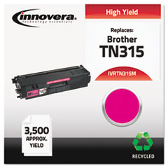 Remanufactured TN315M High-Yield Toner, Magenta