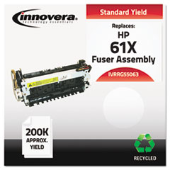 RG55063 Compatible, Remanufactured, RG55063340CN (4100) Fuser, 200000 Yield