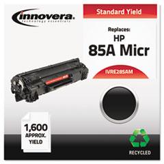 Remanufactured CE285A(M) (85AM) MICR Toner, Black