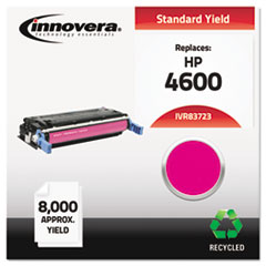 Remanufactured C9723A (641A) Toner, 8000 Yield, Magenta