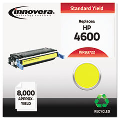 Remanufactured C9722A (641A) Toner, 8000 Yield, Yellow