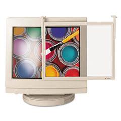"3M EF200XL Putty Framed Anti-Glare Filter Putty - 18"", 18""CRT, LCD Monitor"