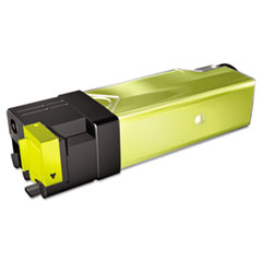 40128 Remanufactured 106R01454 Toner, Yellow