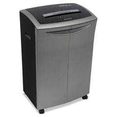 GXC181Ti Platinum Series Deskside Cross-Cut Shredder, 18 Sheet Capacity GOEGXC181TI