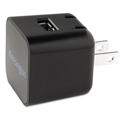 AbsolutePower 1.0 Wall Charger, Variable 1.0 Amp Port, Detachable USB KMW39595