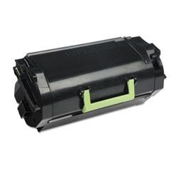 62D1000 (LEX-621) Toner, 6000 Page-Yield, Black
