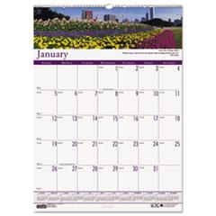 Gardens of the World Monthly Wall Calendar, 12 x 16-1/2, 2016