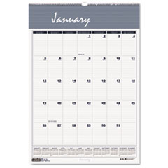 Bar Harbor Wirebound Monthly Wall Calendar, 8-1/2 x 11, 2015