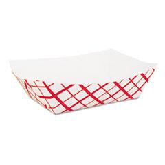 Paper_Food_Baskets_2lb_RedWhite_1000Carton
