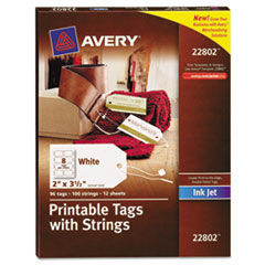 Avery Tags & Tickets