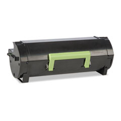 50F1X00 Extra High-Toner, 10000 Page-Yield, Black