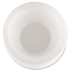 DART 12OZ WHITE CONCORDE NON LAMINATED FOAM BOWL 1000CS