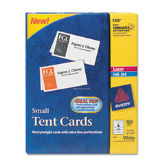 Avery Tent Cards