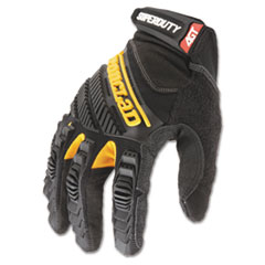Ironclad SuperDuty Gloves, Large, Black, 1 Pair at Sears.com