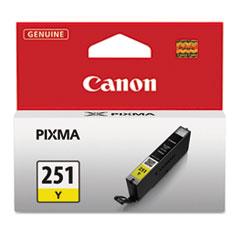 6516B001 (CLI-251) ChromaLife100+ Ink, Yellow