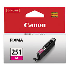 6515B001 (CLI-251) ChromaLife100+ Ink, Magenta