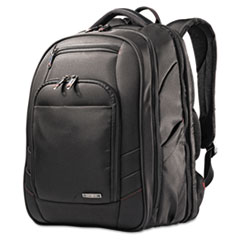 Xenon 2 Laptop Backpack, 12 1/4 x 8 1/4 x 17 1/4, Nylon, Black