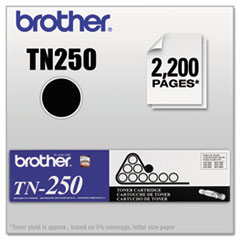 TN250 Toner, Black