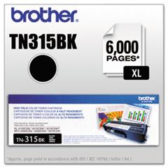 TN315BK High-Yield Toner, Black