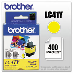 LC41Y Ink, Yellow