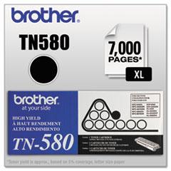 TN580 High-Yield Toner, Black