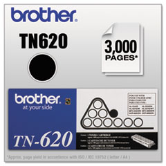 TN620 Toner, Black